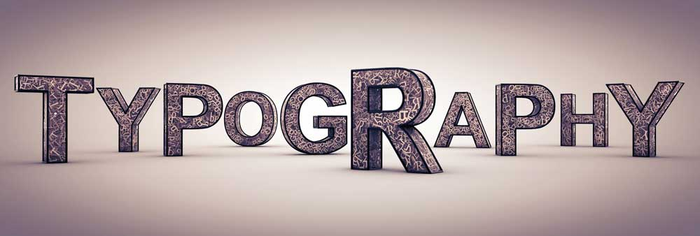 Typography and its impact on attracting the audience